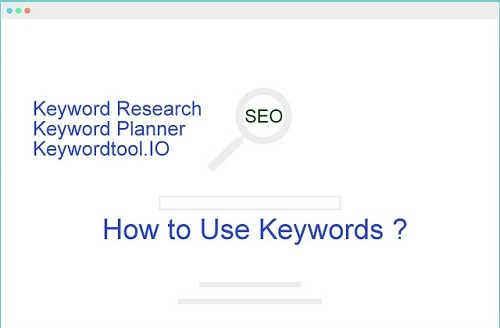 How to use or put keywords in blog posts, blogger posts ? (Guide with pictures ) | 2018