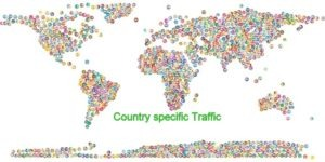 country specific traffic