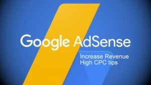 Google Adsense High CPC