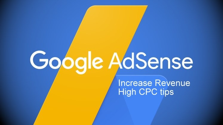 Google Adsense High CPC