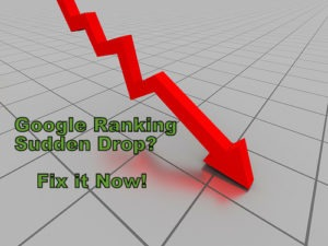 Google-ranking-dropped-dramatically