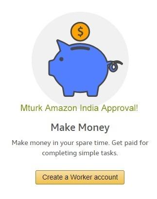mturk-amazon-india