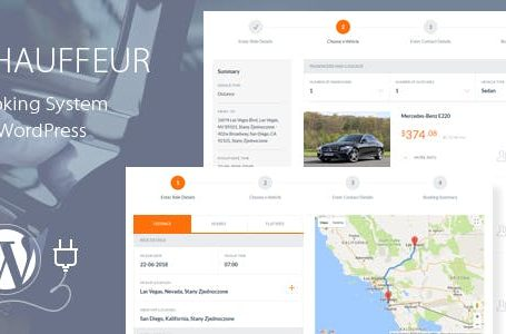 Chauffeur v4.3 - Booking System for WordPress