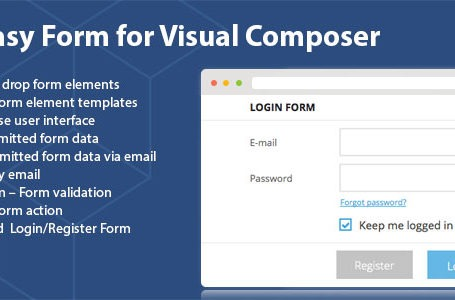 DHVC Form v2.2.18 - Wordpress Form for WPBakery Page Builder