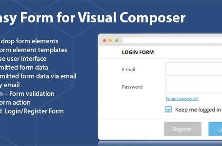 DHVC Form v2.2.22 - Wordpress Form for WPBakery Page Builder