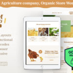 wplocker-Farm Agrico v1.2.1 - Agricultural Business WordPress Theme