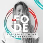 wplocker-Fode v1.0.1 - Portfolio WordPress Theme for Creatives!