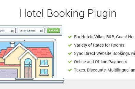 wplocker-Hotel Booking v3.3.1 - Property Rental WordPress Plugin
