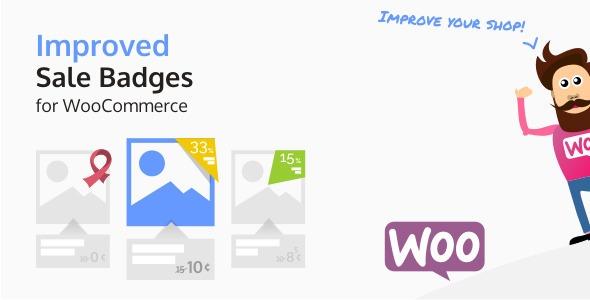 Improved Sale Badges for WooCommerce v3.4.4