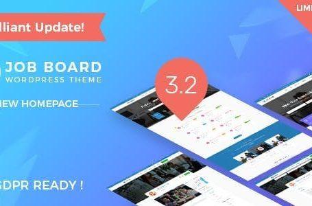 InJob v3.3.0 - Job Board WordPress Theme