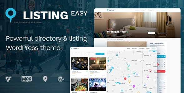 wplocker-ListingEasy v1.4.11 - Directory WordPress Theme NULLED