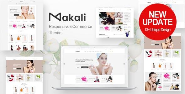 wplocker-Makali v1.1.9 - Cosmetics & Beauty Theme