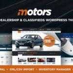 Motors v4.4.5 - Automotive, Cars, Vehicle, Boat Dealership NULLED