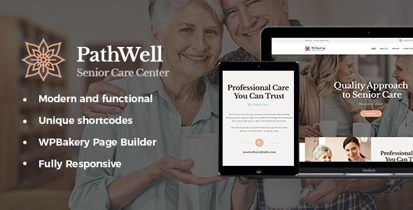 wplocker-PathWell v1.1.2 - A Senior Care Hospital WordPress Theme