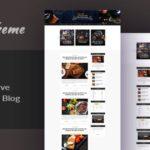 WPlocker-Pick v2.0 - A Responsive WordPress Blog Theme