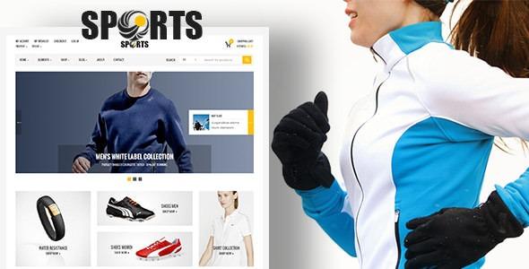 Sport Shop v2.3 - Sporting Club RTL WooCommerce Premium Theme - Free Download!