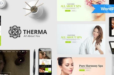 WPlocker-Therma v1.4.1 - Spa, Beauty, Cosmetic WordPress Theme!