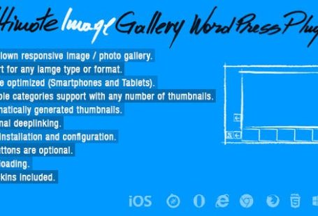 Ultimate Image Gallery Wordpress Plugin v1.0