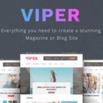 WPlocker-Viper v1.3 - Multi Purpose Newspaper- Magazine!
