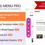 wplocker-WP Floating Menu Pro v2.0.5 - One page navigator