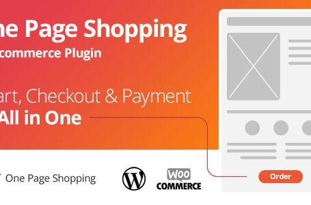 Wplocker-WooCommerce One Page Shopping v2.5.28