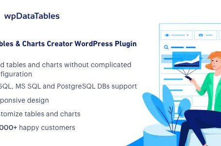 wplocker-wpDataTables v2.5.2 - Tables and Charts Manager for WordPress