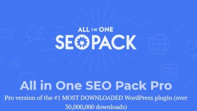 All in One SEO Pack Pro v3.1 wordpress plugin free download