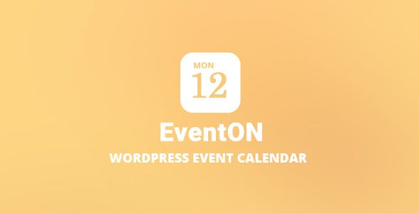 EventOn v2.7.1 - Wordpress Plugin Free Download