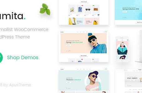 Famita v1.14 - Minimalist WooCommerce WordPress Theme free download