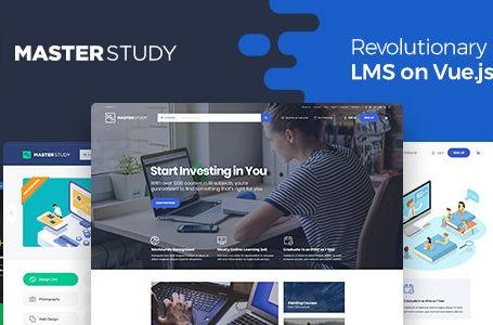 Masterstudy v2.9.3 - Wordpress Theme Free Download