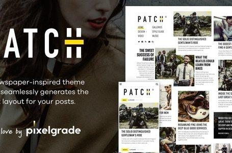 Patch v1.4.4 NewsPaper Wordpress Theme Free Download