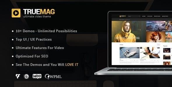 True Mag v4.3.0 - WordPress Theme Free Download