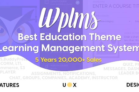 WPLMS v3.9.3.2 learning Management Wordpress Theme free download